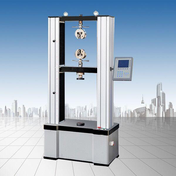 液晶数显式钢轨静弯试验机
