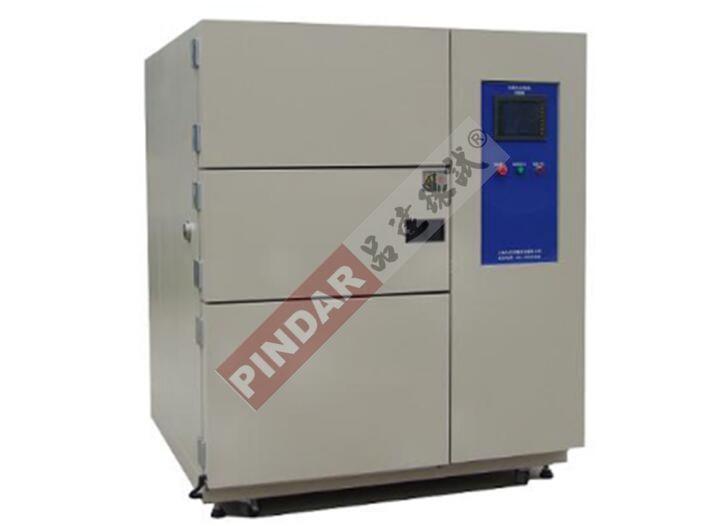固态硬盘冷热冲击试验箱:机器结构