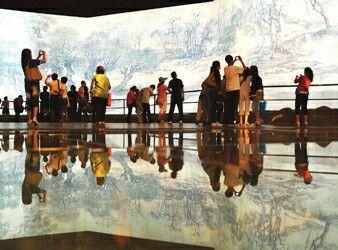 就世博中国馆5月31日正式闭馆《清明上河图》移展台北